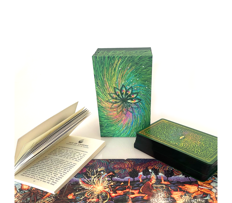 James R. Eads - Cosma Visions Oracle Deck