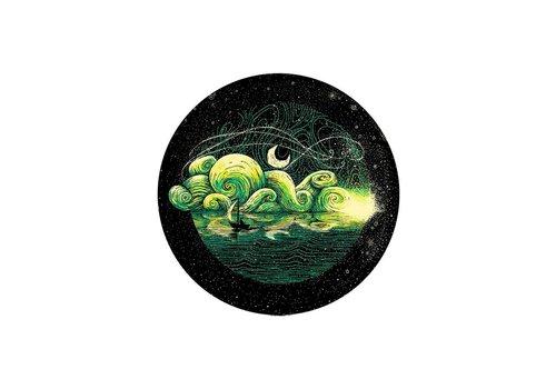 James R. Eads Prisma Visions - Universal Traveller Sticker