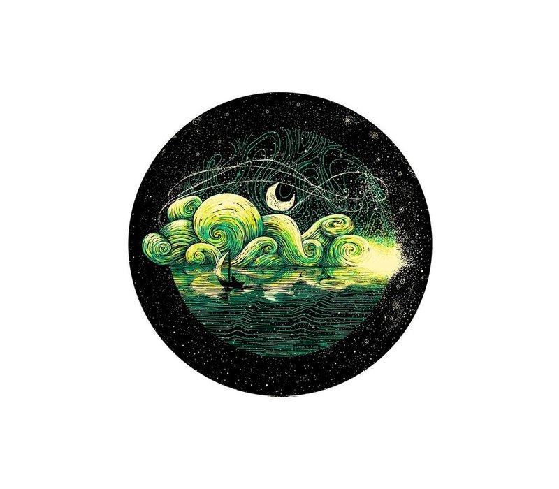 Prisma Visions - Universal Traveller Sticker
