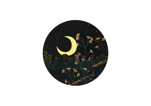 Prisma Visions James R. Eads - Flip On The Night- Sticker
