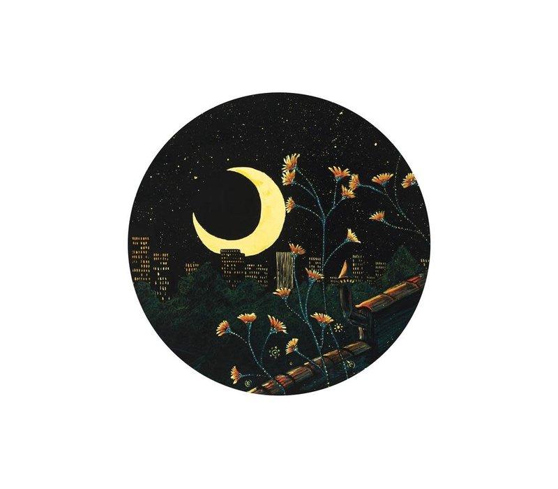 James R. Eads - Flip On The Night- Sticker
