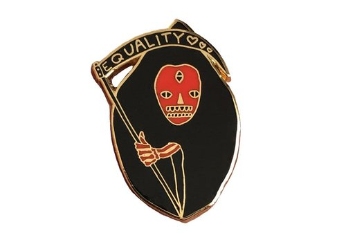 Inner Decay Inner Decay - Equality Reaper - Pin
