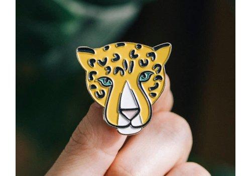 Little Ray of Sunflower Raya Sader Bujana - Leopard Pin