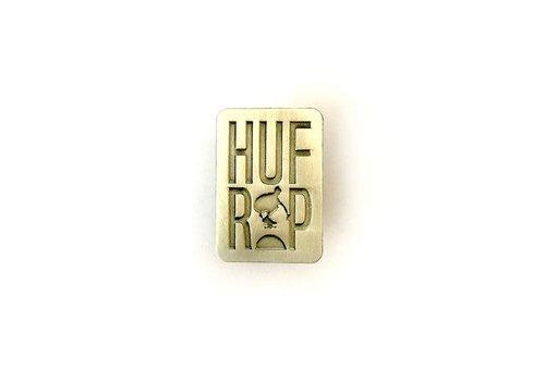 Pindejo Pindejo - Antique metal- keith hufnagel forever 'HUFxRIP' enamel- Pin