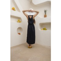 Santa e Nuvem  - Myra Dress - Black