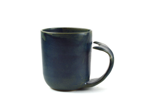 Annick Galimont Annick Galimont - Whale Mug - Navy