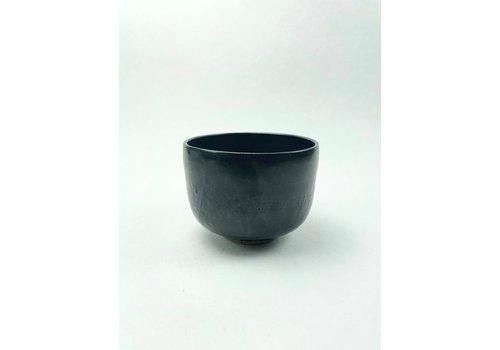 Selva Selva - Raku Bowl - Midnight