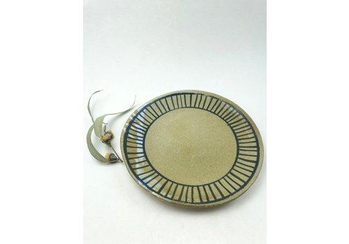 L'obrador L'Obrador - Daisy- Ceramic Plate- 24cm