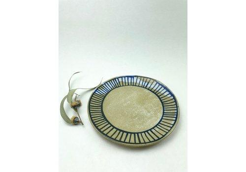 L'obrador L'Obrador - Daisy large- Ceramic Plate- 27cm