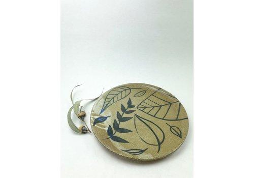 L'obrador L'Obrador - Rose- Ceramic Plate- 27cm