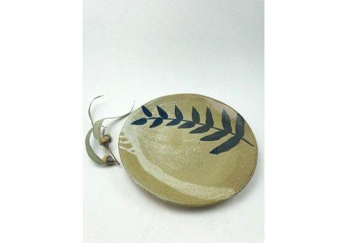 L'obrador L'Obrador - Iris- Ceramic Plate- 27cm