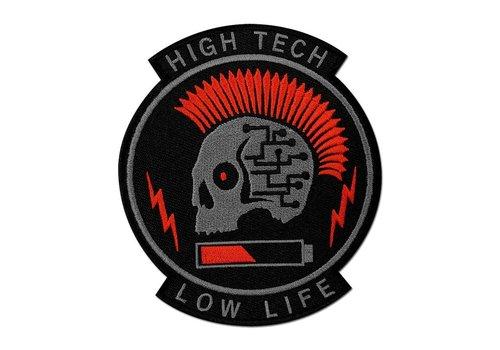 Bird Ov Prey Bird Ov Prey - High Tech Low Life Patch
