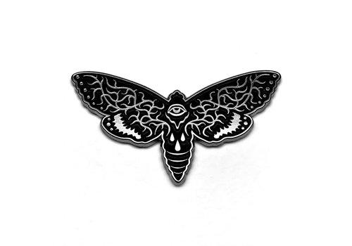 Bird Ov Prey Bird Ov Prey - Vein Moth Pin