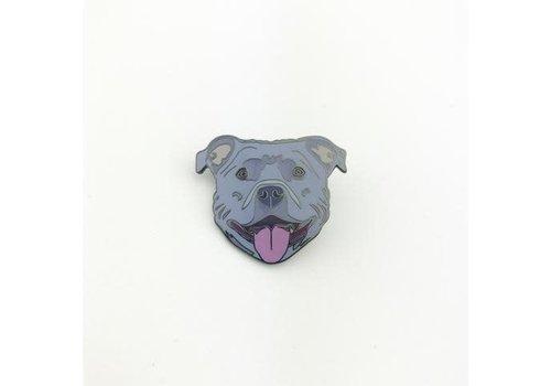 Metadope Metadope - Blue Bully - Pin