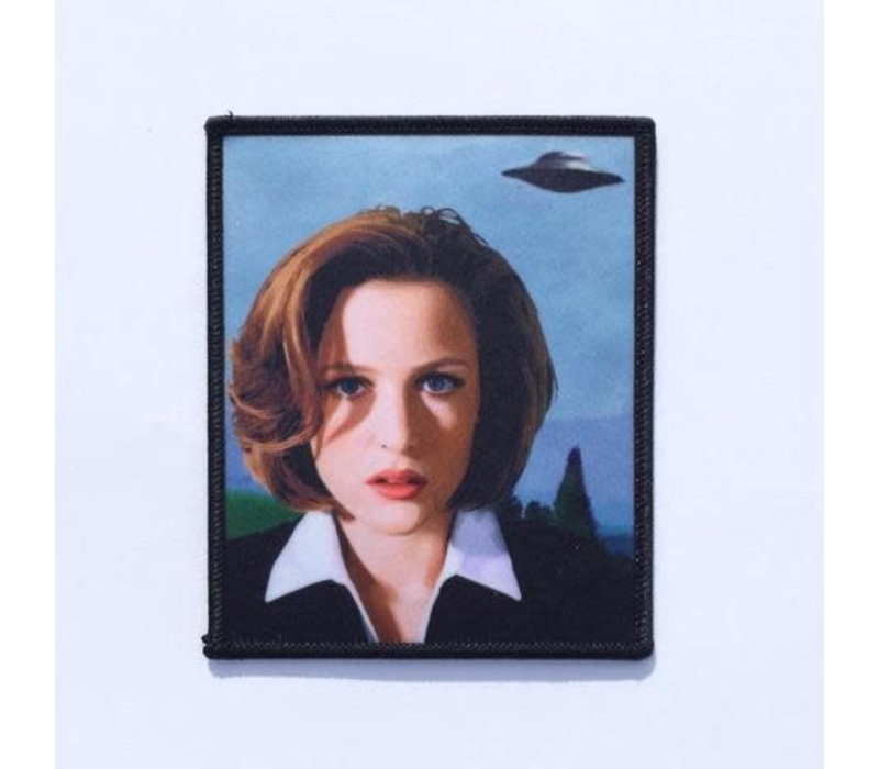 Metadope - Scully - Patch
