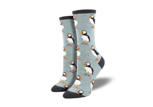 Socksmith Socksmith - Puffins - Womens Socks