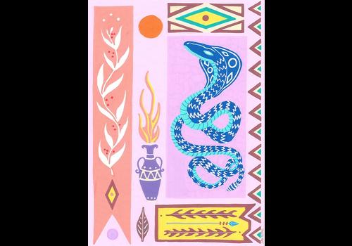 Juan Motrel Juan Motrel  - Cobra - Print