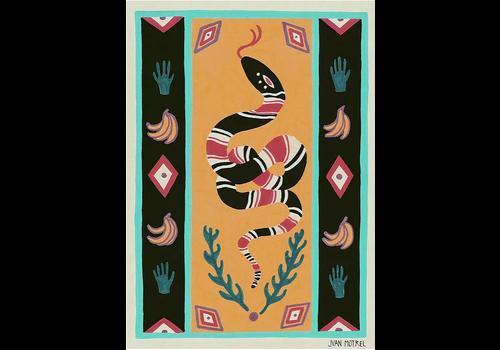 Juan Motrel Juan Motrel  - Coral - Print