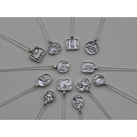 Ame Jewels - Zodiac Sign Necklaces