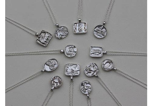 Âme Ame Jewels - Zodiac Sign Necklaces