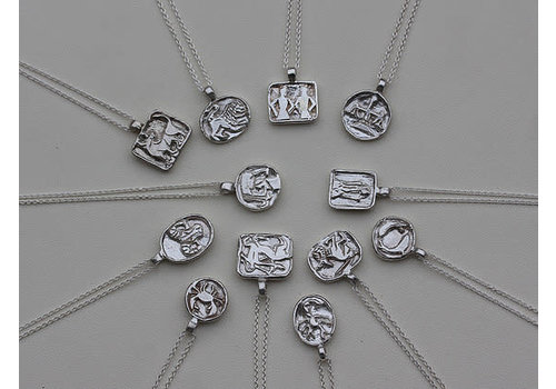 Âme Jewels Âme  Jewels - Zodiac Sign Necklaces