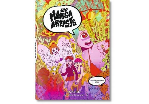 Taschen Taschen - 100 Manga Artists - Ger/Fr/In