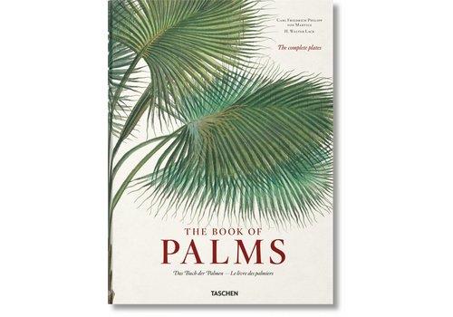 Taschen Taschen - Book of Palms XL - Ger/Fr/In