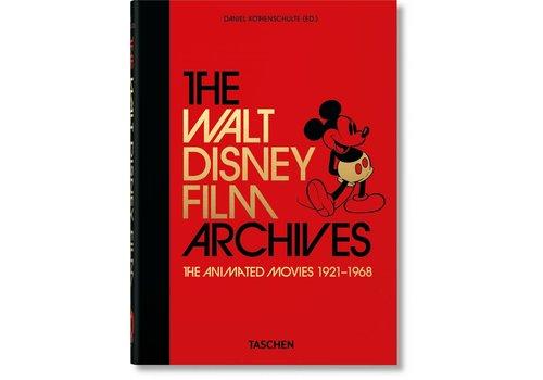 Taschen Taschen - Los Archivos de Walt Disney - 40 Years