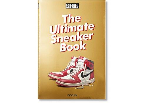 Taschen Taschen - The Ultimate Sneaker Book - English
