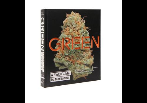Chronicle Books Chronicle Books- Green: a Field Guide To Marijuana