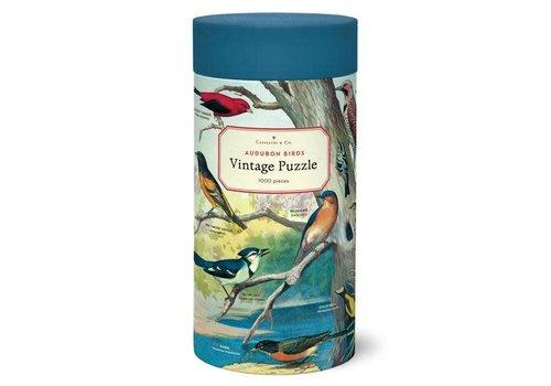Cavallini Papers & Co Cavallini - Audubon Birds - 1000 Piece Puzzle