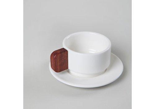 Matimanana Matimañana - Espresso Set  White