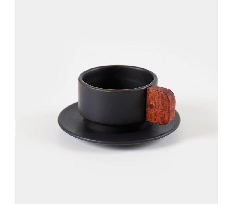 Matimañana - Espresso Set  Black