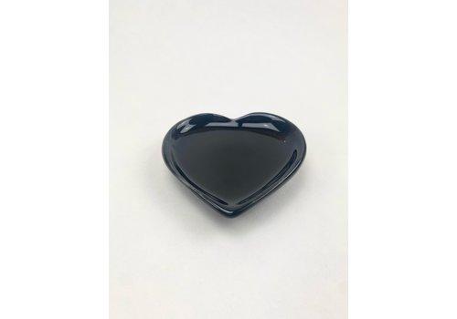 RompoTodo Rompotodo - Satan's Heart Plate - Black