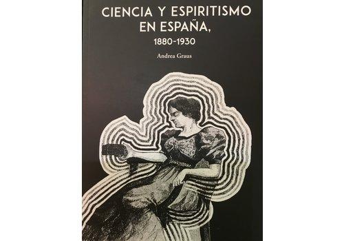 Comares  Editorial Andrea Graus - Ciencia y Espiritismo en España