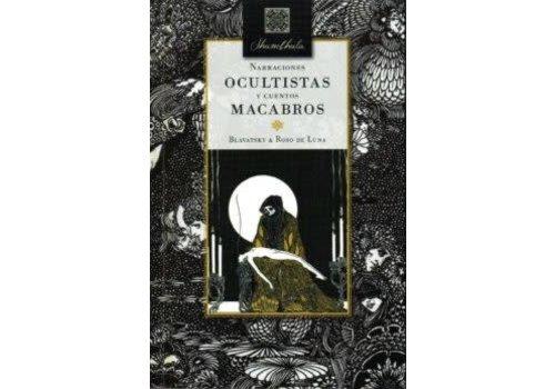 Biblok Editorial Blavatsky y Roso de Luna - Narraciones Ocultistas y Cuentos Macabros