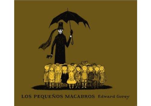 Libros del Zorro Rojo Edward Gorey - Los Pequenos Macabros