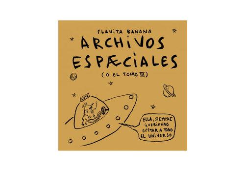Astiberri Flavita Banana - Archivos Espaciales
