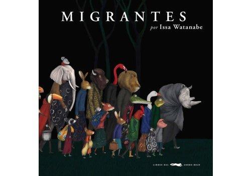 Libros del Zorro Rojo Issa Watanabe - Migrantes