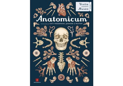Impedimenta Jennifer Z. Paxton, Katy Wiedemann - Anatomicum