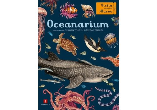 Simbol Editors Tegan White, Loveday Trinick - Oceanarium - Catalan