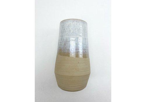 Maya Kitti Maya Kitti - Beige Vase Large  - 3