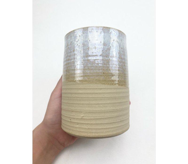 Maya Kitti - Beige Vase Medium  - 2