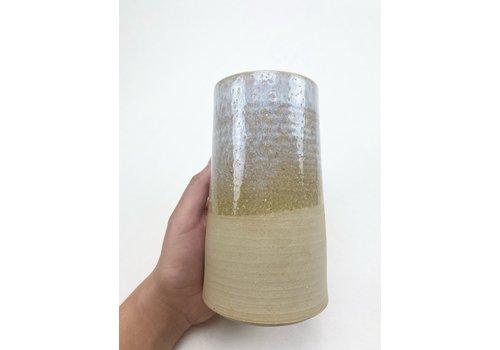Maya Kitti Maya Kitti - Beige Vase Medium  - 3