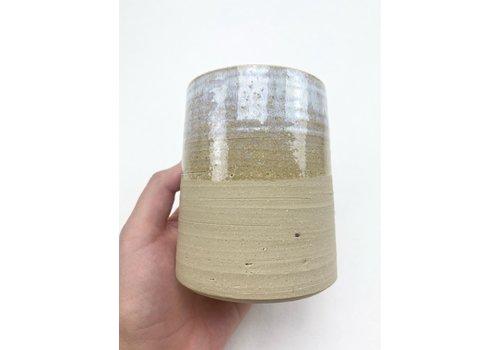Maya Kitti Maya Kitti - Beige Vase Small