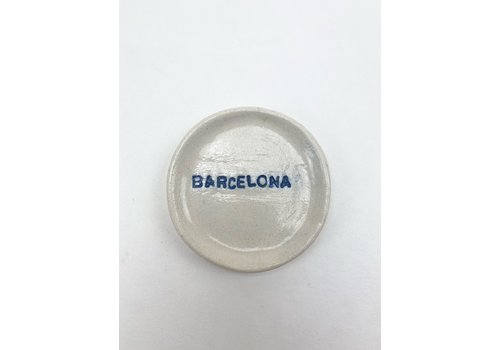 Blau Cobalt Blau Cobalt - Platito Mini - Blue barcelona