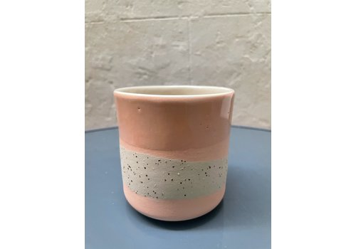 Maria Maceira Tajes M.A.E.V.O - Large Cup - Pink/Mottled