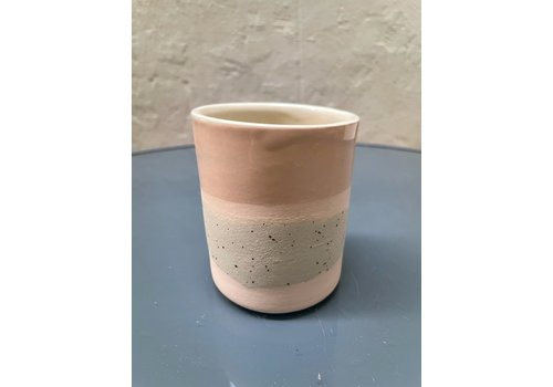 Maria Maceira Tajes M.A.E.V.O - Small cup - Pink/Mottled