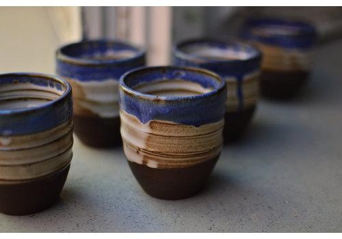 Palmira Ceramica Palmira Cerámica - Cordoba Cup - Blue Rim