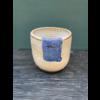 Palmira Ceramica Palmira Cerámica - Vaso Córdoba - Blue Stripe